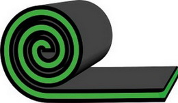 Резина TRS TRIPLE SANDWICH SCRAPER 15*120*10000мм