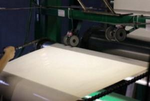 Тефлоновая лактоткань 180-200  мкм, ширина ткани до 1000 мм.