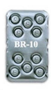 Flexco BR-10 А толщина ленты 6 мм, Ду барабана 450 мм.