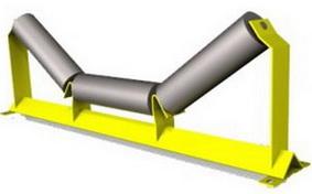 Ролик конвейерный 108×400 мм (п.304)