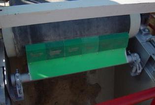 Полиуретановый скребок-очиститель (5 сигментов , ширина — 600 мм)