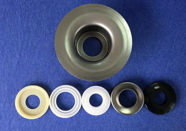 Комплект с лабиринтным уплотнениями для стальных труб диаметром 102 мм (без подшипника)