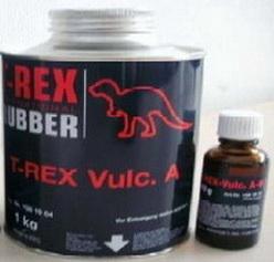 Двухкомпонентный клей T-REX HOT VULC A