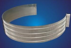 Элемент фильтрующий щелевой. Ду 50 мм *щель 0.05 мм, AISI 304
