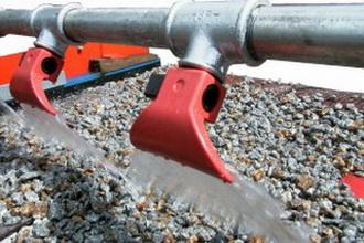 Разбрызгиватель полиуретановый с распылителем Ду 9 м и резьбой наружной 3/4.