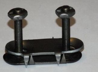 Соединитель В4 ,L-1000 мм (30 шт), для ленты толщиной 12 мм, Ду бараб 360 мм
