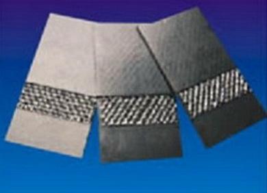 Материал графитовый листовой из терморасширенного графита и армированный перфорацией МГЛ-2-100, МГЛ-2-212 ( 0,8 до 4,6) мм.