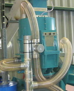 Воздуховод из полиуретана PU Ду 180 мм толщина стенки 1.4 мм
