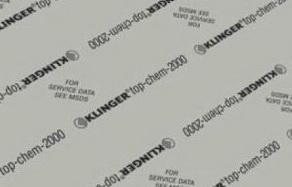 ФТОРОПЛАСТОВЫЙ материал   KLINGER TOP-CHEM2000,толщина 1мм,1500*1500 мм