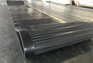 Дренажная лента для вакуум- фильтра длиной 11 000 мм, шириной 720 мм, толщиной 22 мм