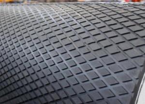 Футеровочная резина для приводных барабанов TRS MINI 60