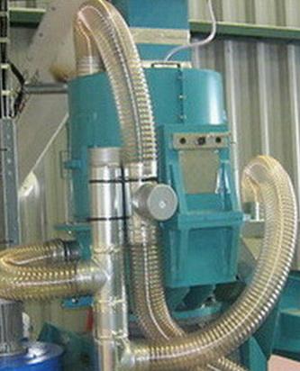 Оборудование с воздуховодом Ду 200 мм PU-0.7 мм .
