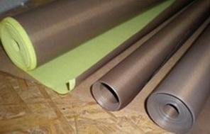 Тефлоновые ленты стандартного класса. ширина — 950 мм, толщина -0,12 мм