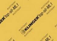 KLINGER TOP-SIL-ML1,толщина 1.0 мм, 1000 х 1500 мм