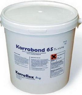 Двухкомпонентная восстанавливающая защитная смесь для дробильных машин KORROBOND 65
