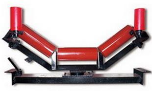 Дефлекторный ролик для роликоопоры  ДЖ 120-89-30.