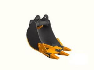 Ковш рыхлитель 20-24 тон,ширина 1000 мм,V-0.96 м 3, 3 зуб