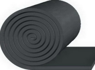 Резина скребковая TRS SOFT SKIRT -10*150*10000 мм