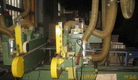 Воздуховод из полиуретана оборудовании PU 1.4 мм