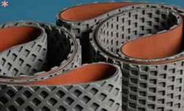 Резиновая лента для шлифовальных станков