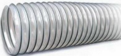 Воздуховод PU Ду 170 мм толщина стенки 1.0 мм