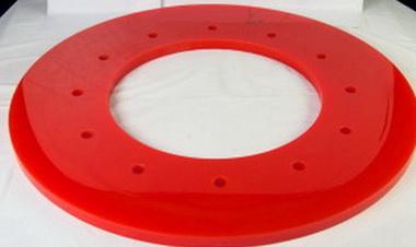 Чистящий полиуретановый диск Ду 250 мм