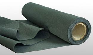 Стекловолоконная фильтровальная ткань с графитовым покрытием