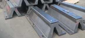 Отбойные устройства арочного типа- 1