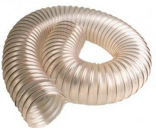 Воздуховод PU Ду 180 мм Толщиной стенки 0.7 мм