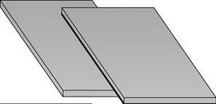 РП  500*1000*30 мм толщина метала 5 мм