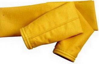 Рукав Ду 170*3900 мм для фильтрации пыли с дном