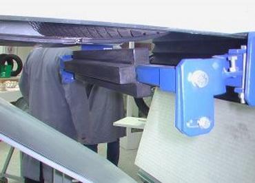 Полиуретановый очиститель ленты
