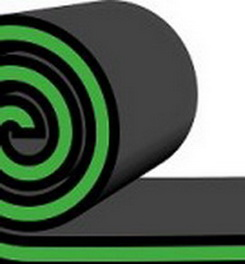 RS TRIPLE SANDWICH SCRAPER для очистки конвейерной ленты