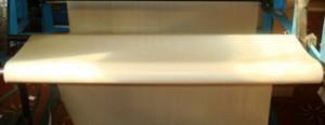 Лакоткань фторопластовая- толщина от 0,15 мм ,ширина 980 мм.