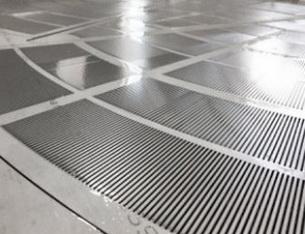 Щелевое сито , размер Ду 1200 мм поставляется в виде 9 сегментов и закрепляются на подситнике , зазор щелевой 0,7 мм.