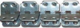 Соединитель В 2 ,L-600 мм, для ленты толщиной 10 мм, мин Ду бараб 350 мм