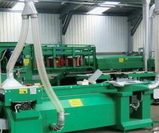 Воздуховод из полиуретана для оборудования по обработке древесины стенка Ду 18 мм толщина 1.1 мм