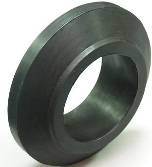Резиновое кольцо с фигурным профилем