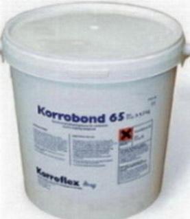 Двухкомпонентная восстанавливающая заливка для дробильных установок Korrobond 65.
