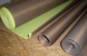 Тефлоновые ленты электрической категории. Ширина- 1200 мм Толщина -0,146 мм