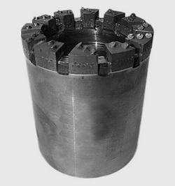 Алмазные коронки из синтетических поликристаллических алмазов АСПК (PDC)