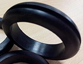 Дисковый профиль резинового кольца