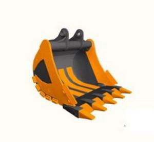 Ковш скальный 20-24 тон,ширина 600 мм,V-0.4 м3, 3 зуб
