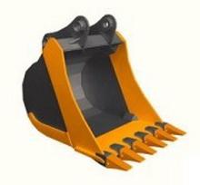 Ковш стандартный ,ширина 800 мм,V-0.67 м3, 4 зуб.