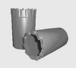 Резцовые твердосплавные коронки Ду 116 мм