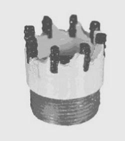 Твердосплавная коронка типа СА5