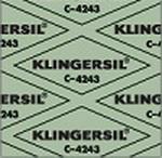 KLINGERSIL C-4243 ,толщина 1.0 мм, 1000 х 1500 мм