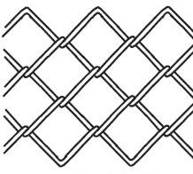 Сетка с квадратной ячейкой