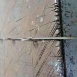 образец профильной петлевой проволоки№3№2