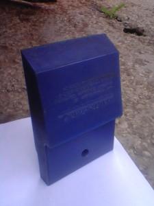 Сегмент ПУ. Размеры: 120*30*176 мм